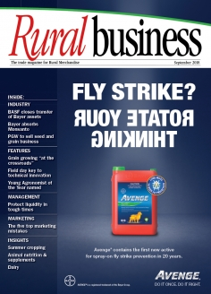 Rural Business magazine cover